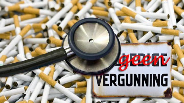 Nieuwe tabaksproducten vergen vergunningstelsel