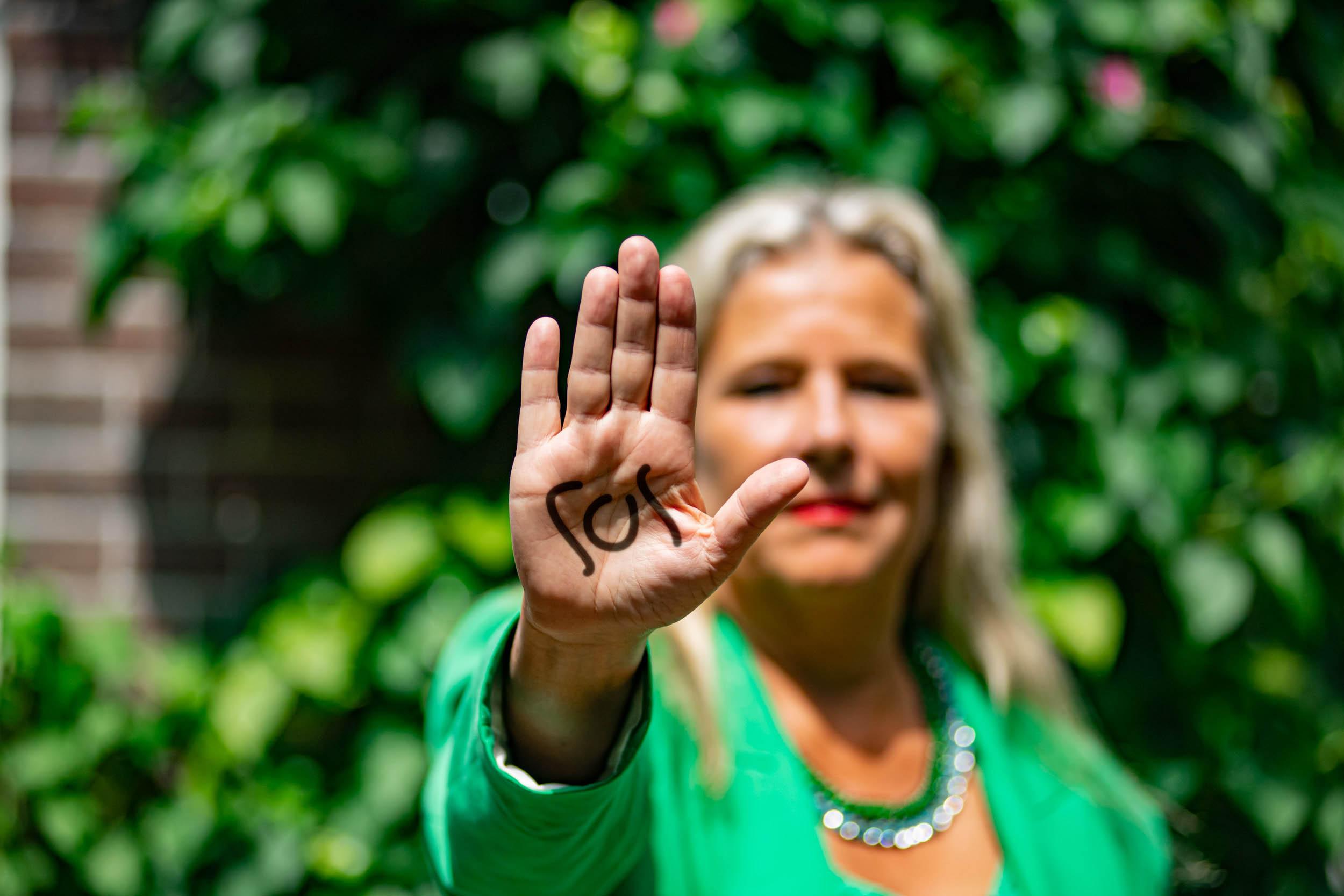 Samen zeggen we 'STOP!' tegen de tabaksindustrie